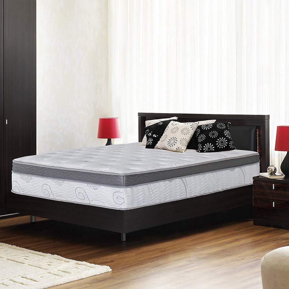 Olee Sleep 13-Inch Galaxy Mattress