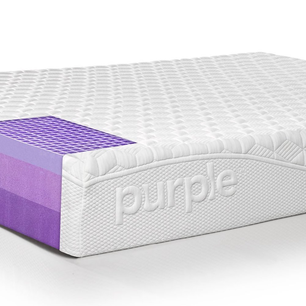 Purple Full Mattress