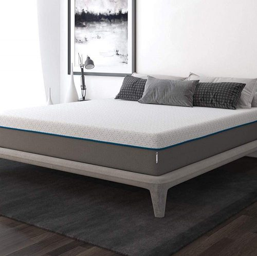 Signature Sleep Charcoal Gel Mattress