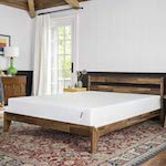 Tuft and Needle queen mattress small