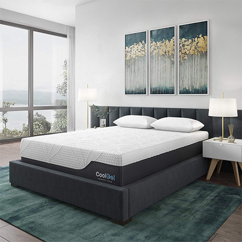 Classic Brands Cool Gel 2.0 Mattress