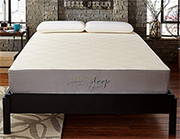 "Nature's Sleep 10""  Gel Memory Foam Mattress"