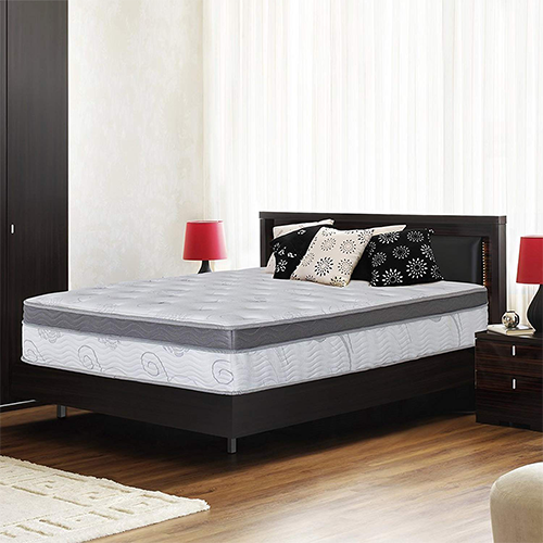 Olee Sleep 13 Inch Galaxy Hybrid Gel Infused Mattress