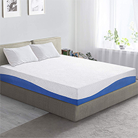 PrimaSleep Wave Gel Infused Mattress