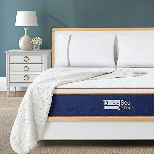 Bedstory Natural Latex Hybrid Mattress