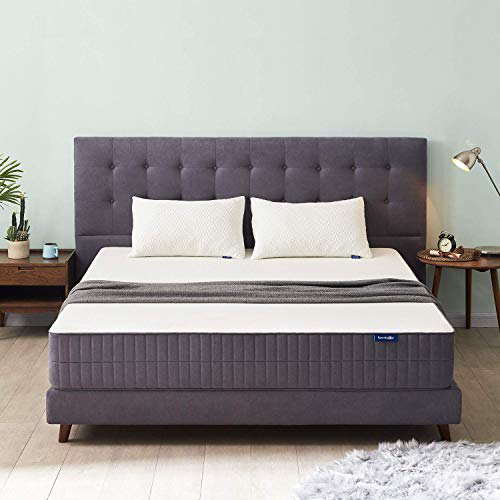 Sweetnight Queen Gel Memory Foam Mattress