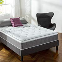 Zinus Extra Firm iCoil Support Plus Mattress