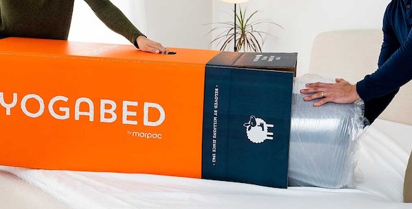 YogaBed Bed In a Box