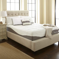 Perfect Cloud Elegance 12-Inch Memory Foam Mattress