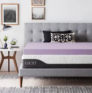 Lucid Foam Mattress Topper