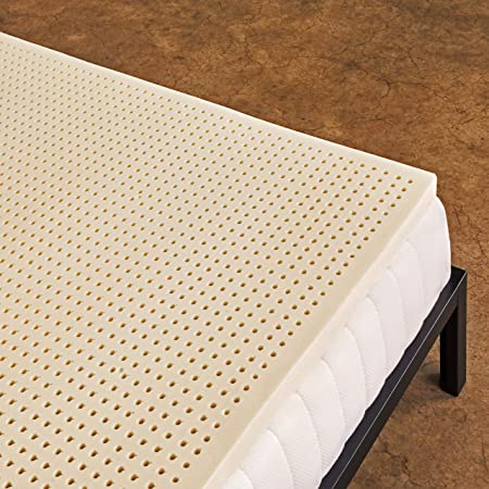 Pure Green 100% Latex Mattress Topper