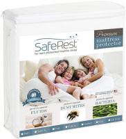 SafeRest Premium Queen Waterproof Mattress Protector