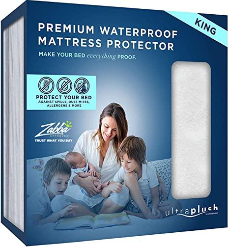 Ultraplush Waterproof Mattress Protector