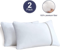 BedStory Down Alternative Luxury Pillows