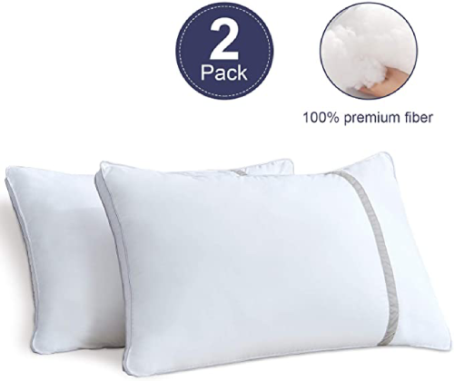 BedStory Down Alternative Luxury Pillows