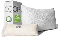 Coop Home Goods Premium Adjustable Bamboo Pillow