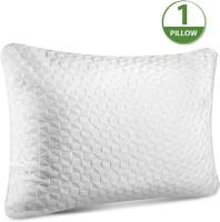 Sormag Adjustable Shredded Memory Foam Pillow