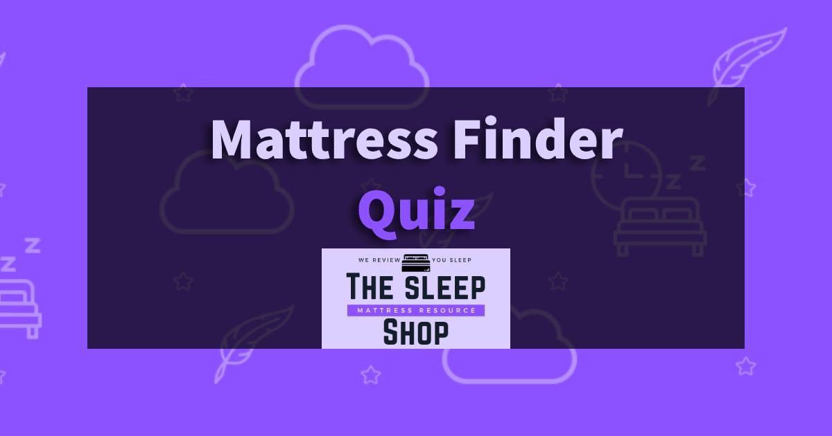Mattress Finder Quiz
