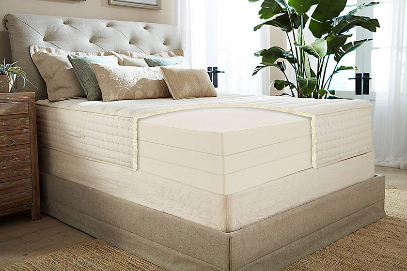 The Botanical Bliss Mattress