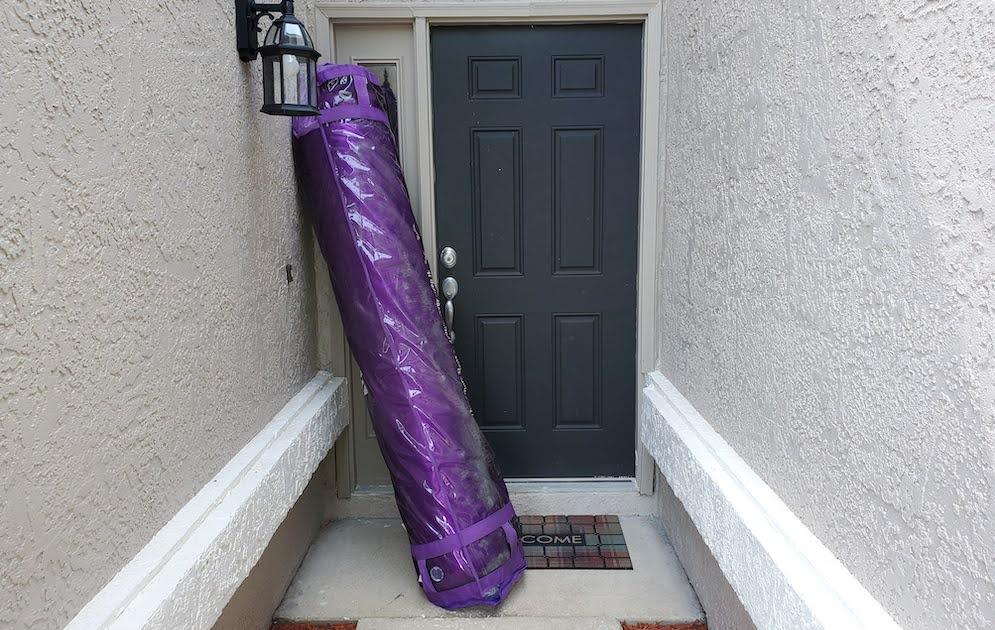 Purple Mattress Delivery