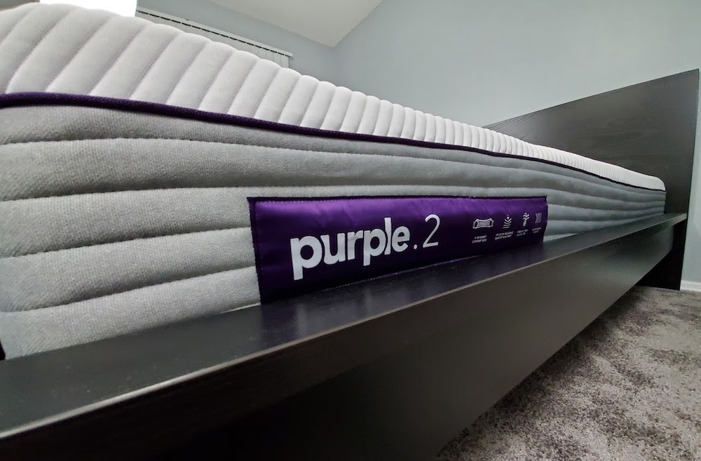 Purple Mattress Profile