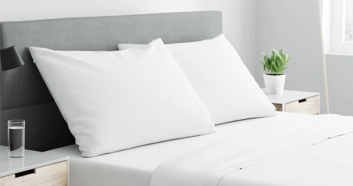 Amerisleep Percale Cotton Bed Sheets