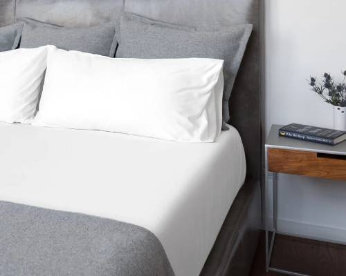 MOLECULE™ Percale Performance Bed Sheets
