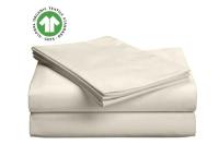 Plush Bed Organic Cotton Sateen Sheet Set