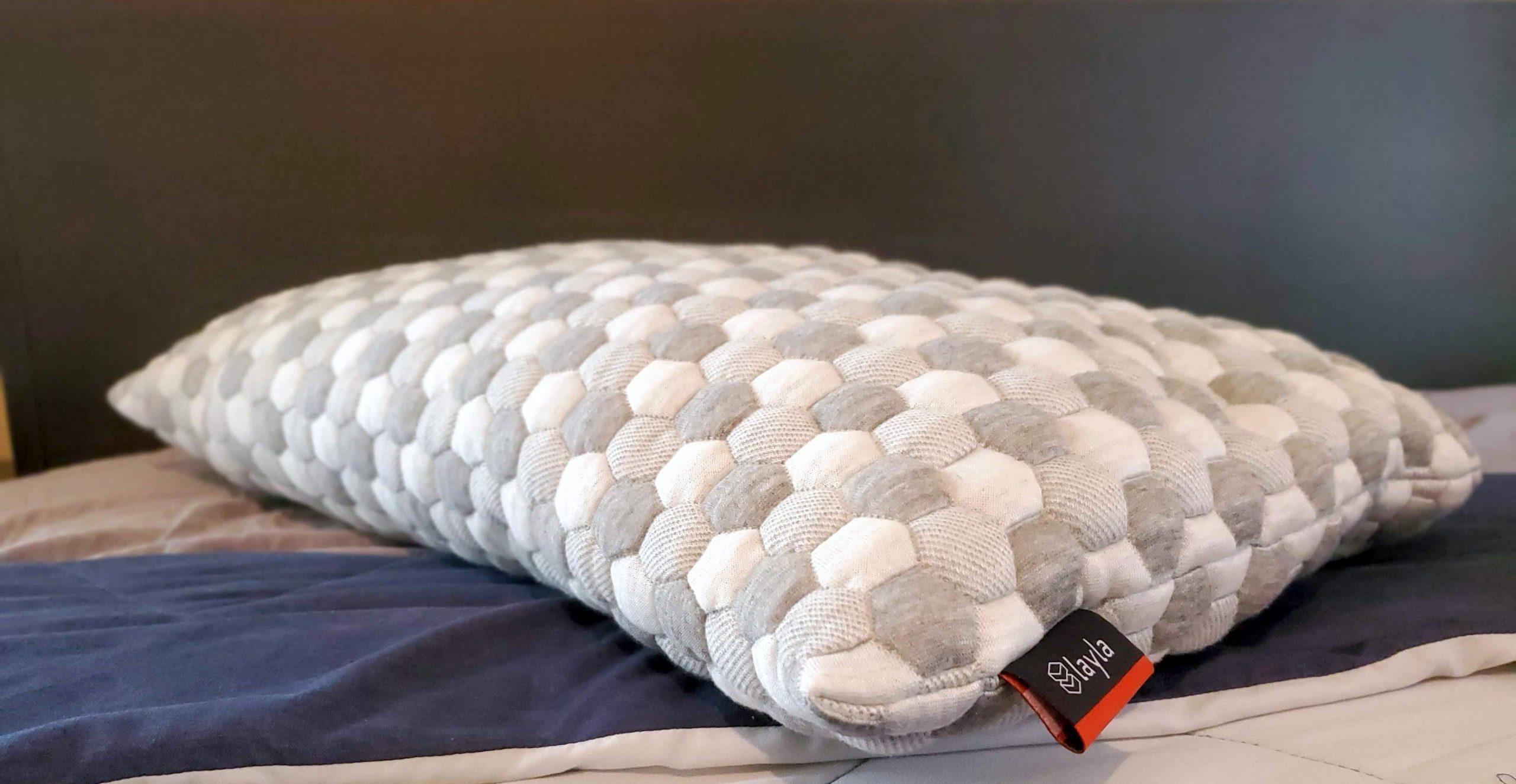 Kapok Pillow Half Full