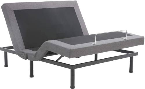 Classic Brands Comfort Upholstered Adjustable Bed Base