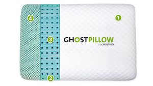 Ghost Pillow - small