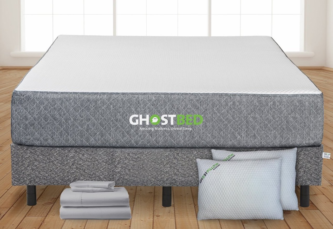GhostBed Classic & Foundation
