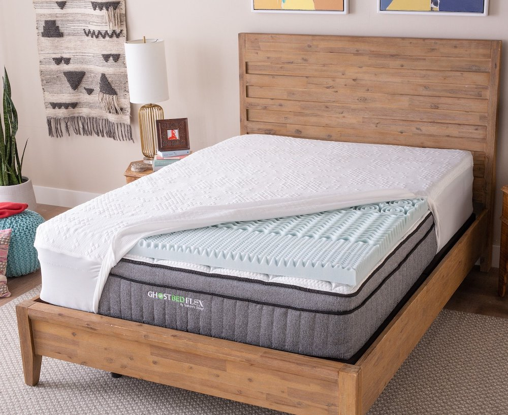 GhostBed Mattress Topper