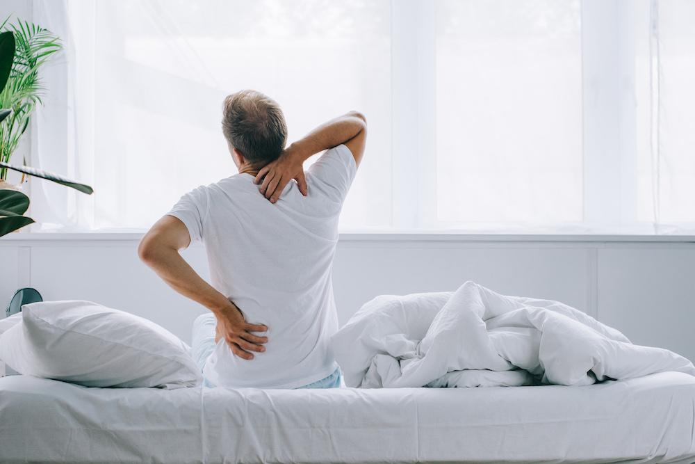 How to sleep with intercostal muscle strain